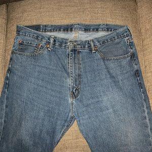 Levi's 505 Jeans Size 38.
